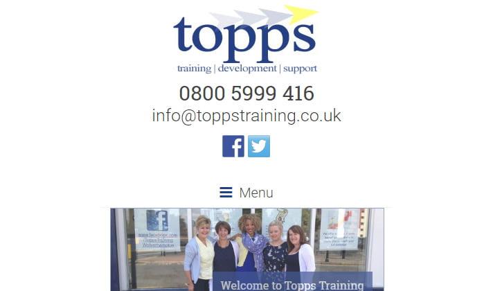 Topps Training