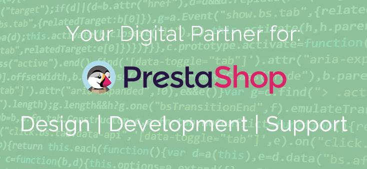 Your Digital Partner for Prestashop